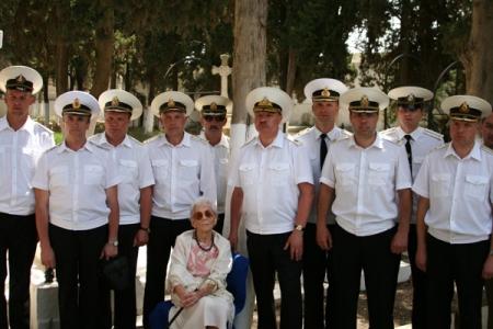 Анастасия Ширинская и Русская эскадра в Тунисе