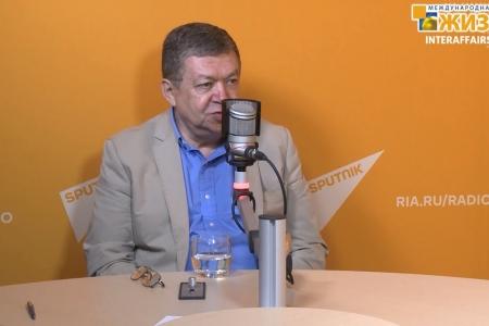 Руслан Гринберг – Член-корреспондент РАН, профессор,  научный руководитель Института Экономики РАН, ч.1