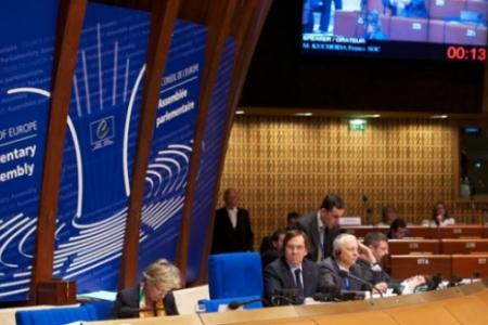 Председатель СФ В. Матвиенко встретилась в Страсбурге с членами Президентского комитета ПАСЕ