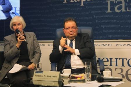 Георгиос Касулидис: Мы убеждены, что санкции контрпродуктивны