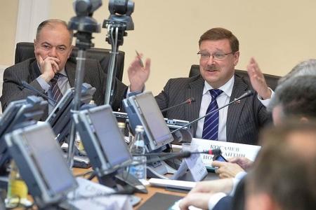 Россия – Франция: парламентский взгляд в будущее