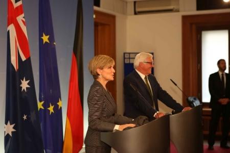 Германо-австралийское сотрудничество в АТР
