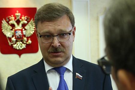 Константин Косачев: ЕС и НАТО не отвечают новым трендам в международном развитии