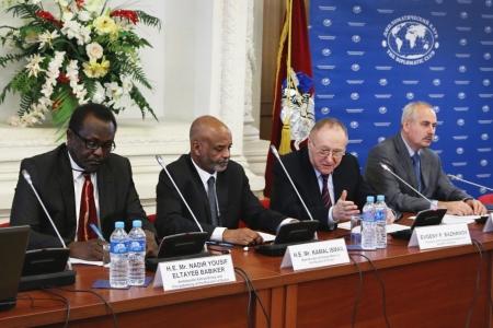 Российско-Суданские отношения: стратегическое партнёрство