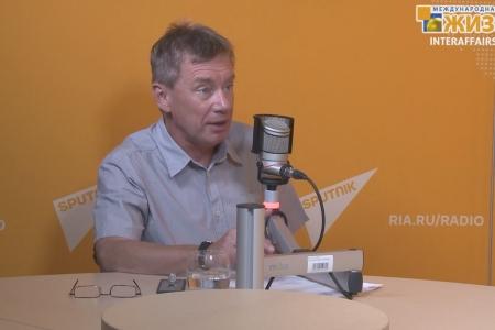 Кокорин Алексей Олегович – климатолог, Директор программы «Климат и энергетика» Всемирного  Фонда дикой природы.(часть 2-я)