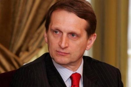 Сергей Нарышкин: «Сделан шаг вперед в развитии демократических институтов»