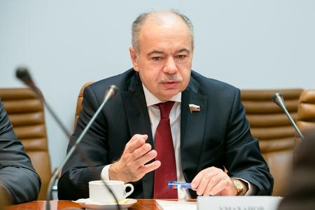 И. Умаханов и К. Косачев провели консультации по вопросам повестки 135-й Ассамблеи Межпарламентского Союза