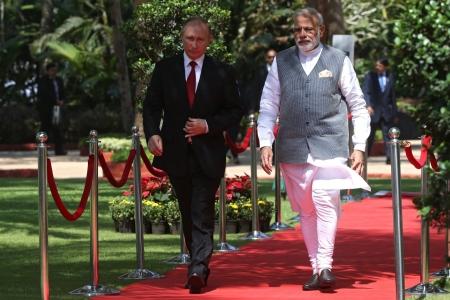 Нарендра Моди: «Мы высокого ценим усилия России в борьбе с международным терроризмом»