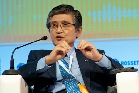 Рае Квон Чунг: устойчивое развитие требует кардинального изменения политического и экономического мышления