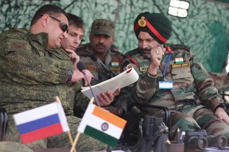 Вклад России и Индии в борьбу с международным терроризмом