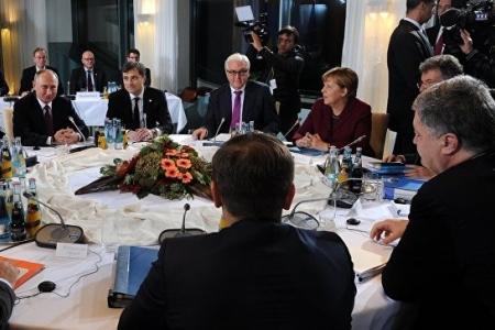Меркель и Олланд: предвыборные заложники