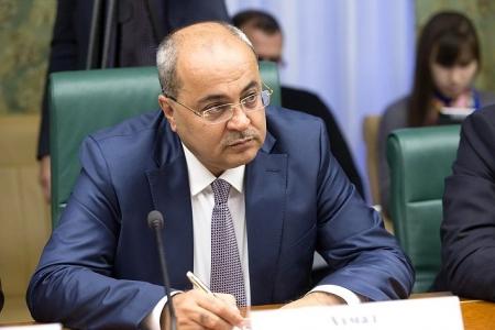Ахмад Тиби: «Россия играет важную роль в вопросе ближневосточного урегулирования»