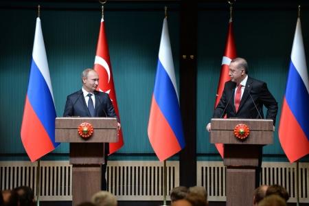 Россия – Турция: эпоха прагматизма