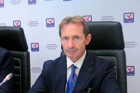 Голосование в Донбассе