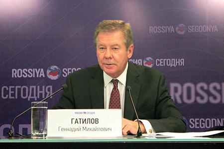 Геннадий Гатилов: Не в интересах России бомбить конвой