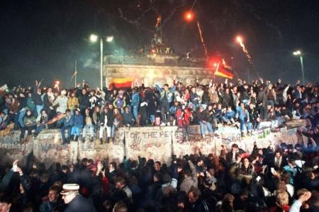26 лет объединения Германии