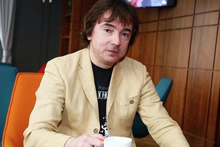 Дударев Валерий Федорович, главный редактор журнала «Юность»
