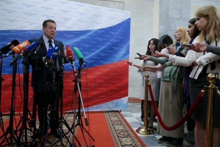 Депутаты Госдумы обсудили бюджет на 2017 – 2019 годы