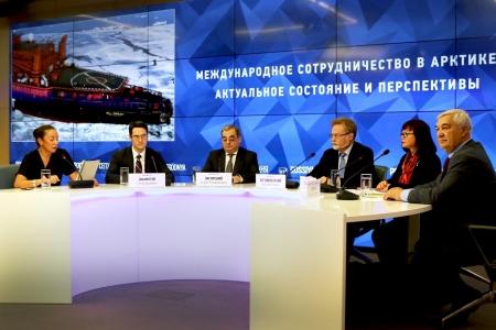 Международное сотрудничество в Арктике: актуальное состояние и перспективы