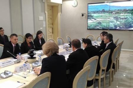 Россия и Мьянма активизируют гуманитарное сотрудничество
