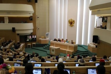 В. Матвиенко: Русский язык объединяет народы России