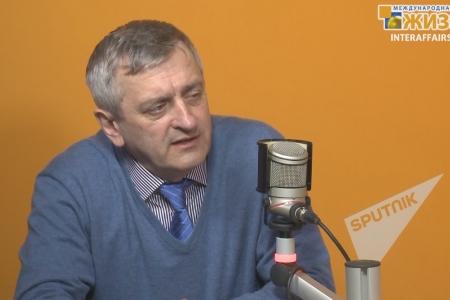 Косторниченко Владимир Николаевич, доктор экономических наук, историк (часть 1)