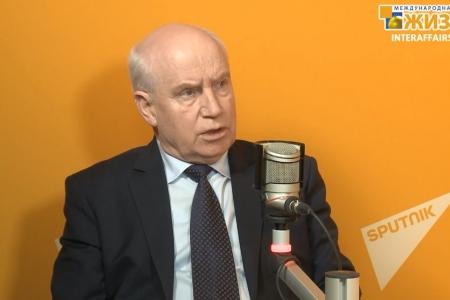 Лебедев Сергей Николаевич, Председатель Исполнительного комитета СНГ (часть 1)