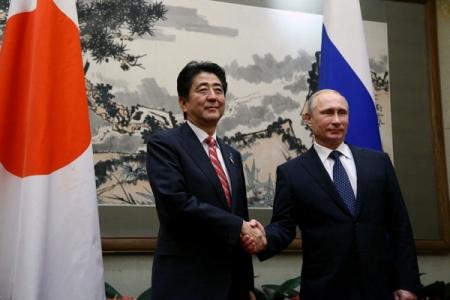 Токио проявляет небывалую активность в отношениях с Москвой