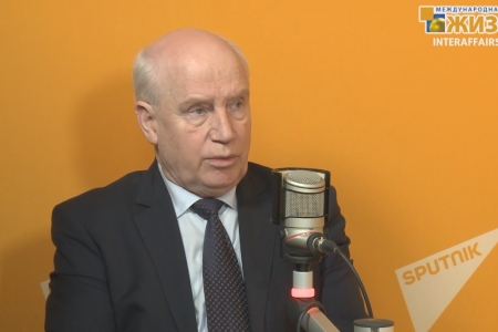 Лебедев Сергей Николаевич, Председатель Исполнительного комитета СНГ (часть 2)