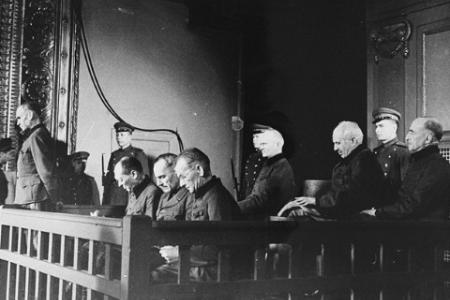 Судебные процессы над нацистскими преступниками: история и современность