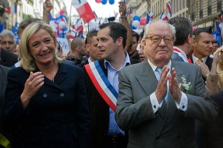 Французская партия Национальный Фронт: история и перспективы