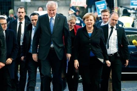 Германская правящая коалиция в поисках спасительного маневра