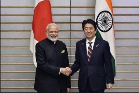 Индия и Япония идут на Восток