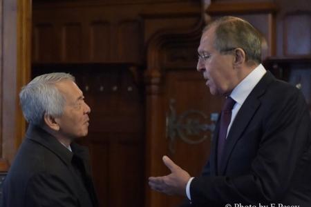 Сергей Лавров: «Филиппины – перспективный партнер России в АТР»