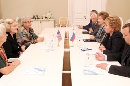 Совет Федерации и Национальный Фонд мира возобновляют диалог