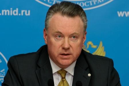 Александр Лукашевич: Российско-американский диалог определяет повестку министерских встреч ОБСЕ