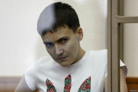 Савченко: несанкционированная встреча  с непризнанными, или электоральная ниша для радикального миротворца