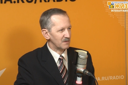 Рубцов Юрий Викторович – академик Академии Военных Наук, доктор исторических наук, профессор