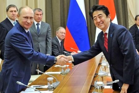 Об итогах визита Президента РФ в Японию