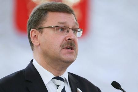 К. Косачев и О. Тимофеева провели встречу с представителями научно-политических кругов из Европы и США