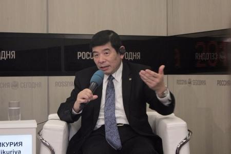 Кунио Микурия: упрощение торговли – главный мотив интеграции региональных союзов