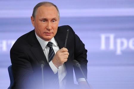 Большая пресс-конференция В.В. Путина 23 декабря 2016