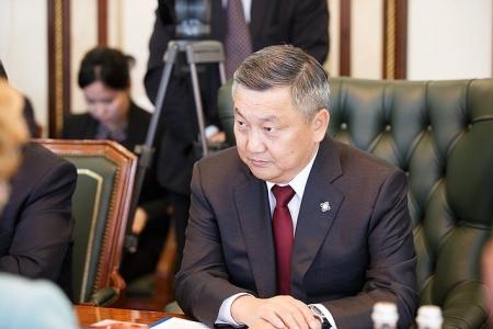 Валентина Матвиенко: «Монголия не только наш ближайший сосед, но стратегический партнёр»