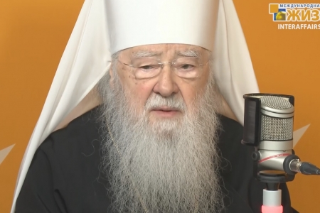 Рождественское поздравление владыки Ювеналия, митрополита Крутицкого и Коломенского