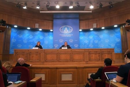 Сергей Лавров: «Наш выбор в пользу прагматизма, основанного на коренных интересах Российской Федерации»