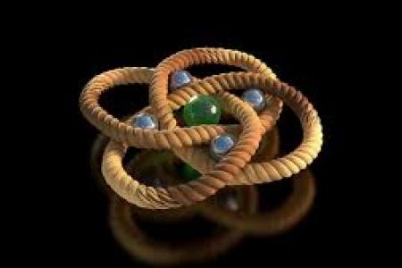 Ученые связали молекулу в самый плотный узел