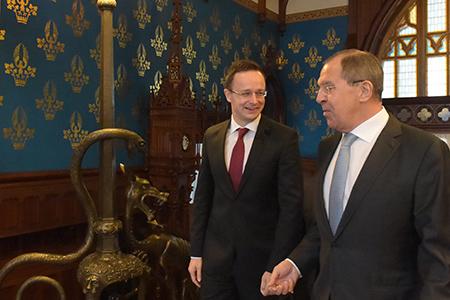 Москва и Будапешт «сверили часы» перед саммитом глав государств