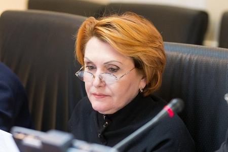 Н. Болтенко: К борьбе с неинфекционными заболеваниями необходимо привлекать гражданское общество, НКО, бизнес-структуры