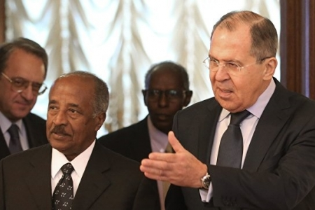 Россия и Эритрея готовы продолжать конструктивный политический диалог