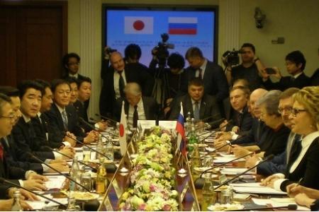Высокий интерес к сотрудничеству с Японией
